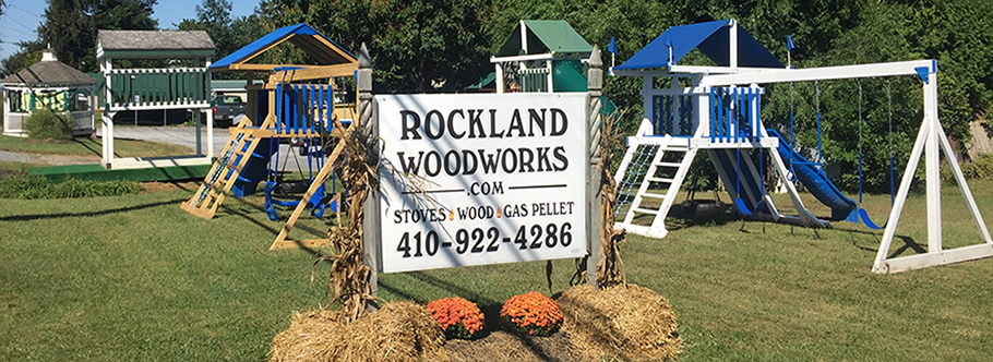 Rockland Woodworks Outside