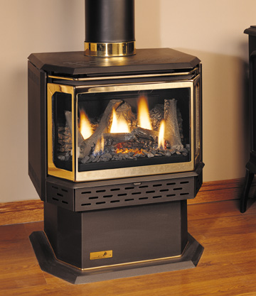 Wood Burning Stove Insert For Gas Fireplace Fireplace