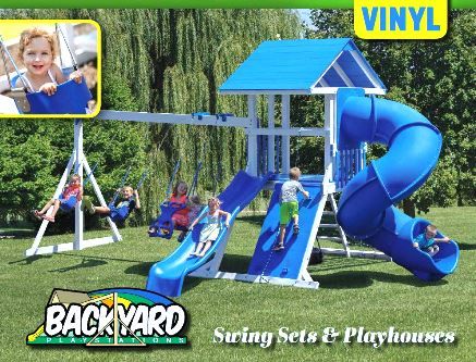 vinyl swingsets baltimore maryland